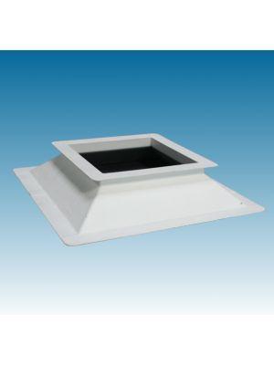 Polyester E15 dakopstand rechthoekig