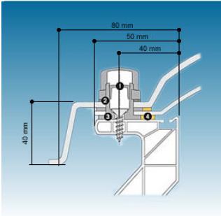 lichtkoepel-bevestiging